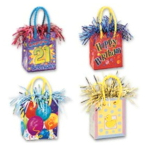 Party Goods - Bag Helium Balloon Weights