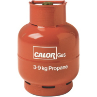 CALOR 3.9kg Propane Red Cylinder