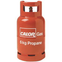 CALOR 6kg Propane Red Cylinder