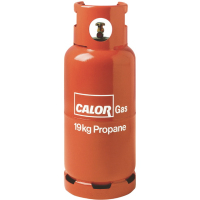 CALOR 19kg Propane Red Cylinder