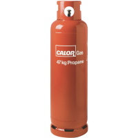CALOR 47kg Propane Red Cylinder