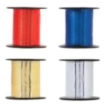 Metallic Curling Ribbon on Spool £5.00 - 5mm  x 500m