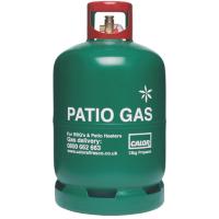 Calor 13kg Patio Gas Green Cylinder